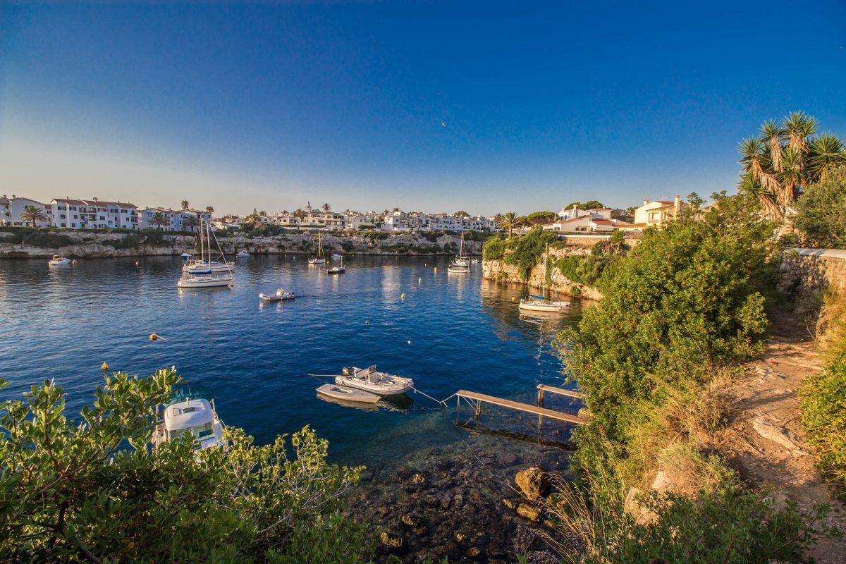 Car hire Menorca